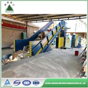 De hydraulische Pers van het Papierafval van het Recycling Voor Verkoop/de Machine van de Pers van het Stro/van het Plastiek/van het Document/van het Karton/van de Pers Occ die in China/de Pers van het Recycling wordt gemaakt