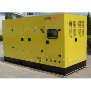 Горячая продажа 125 ква звуконепроницаемых тип генератора дизельного двигателя Cummins
