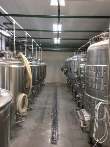 Strumentazione sanitaria di prima scelta della fabbrica di birra della birra 200L