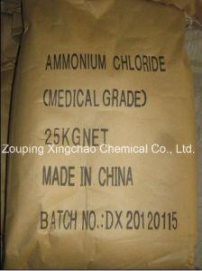 Fabriek van de Rang van het Chloride van het Ammonium van de levering de Medische