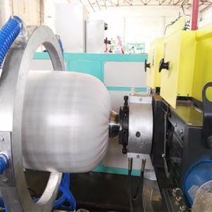 Plastic PE pp die de Machine van het Blad van de Pijp met een laag bedekken met de Delen van de Machine