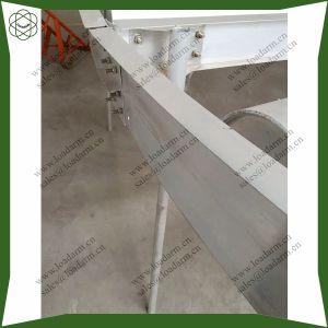 Het metaal Dak van het Compartiment van het Drijfvermogen van Pontons Interne Drijvende