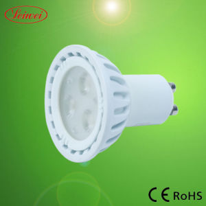 SAA 3W LED GU10 Bulb Spotlight