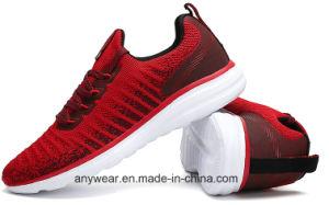Nuevo diseño de zapatillas para correr correr Deportes Flyknit zapatos (236)
