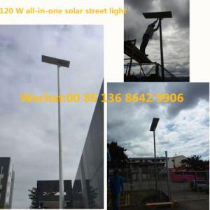 3 anni di garanzia con il comitato solare del silicone di Monocrtystalline per illuminazione stradale solare tutta compresa del LED