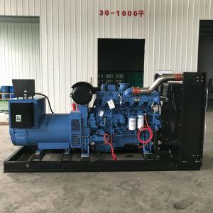 225kVA 방음 Water-Cooled 무언 힘 디젤 발전기