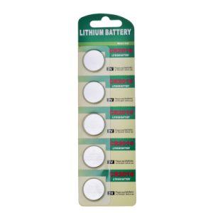 Batterij van de Cel van het Muntstuk van het Lithium van Cr2016 3V de Ionen voor Horloge
