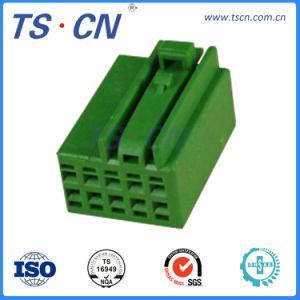 車の可聴周波催し物システムのためのベンツ10pinのメス型コネクタの緑