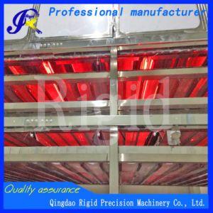 Máquina de secagem por infravermelhos curtos para frutas e produtos hortícolas
