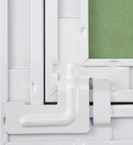 Beau et chaud de toilette de vente de la céramique Panneau d'accès en aluminium
