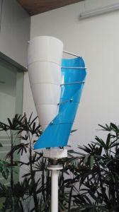 generatore di vento verticale di asse di 400W 24V 12V