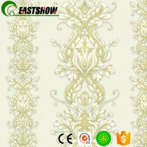 Papel de parede decorativo para decoração tradicional (330g/m² 106CM*10M)