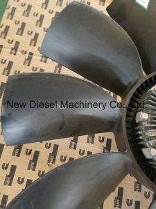 Motor Cummins diesel Geniens parte Ventilador (4974220)