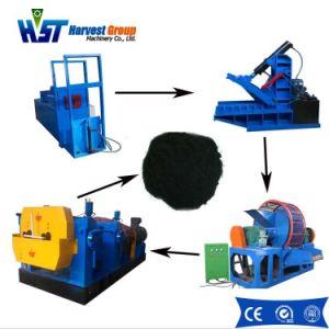 良質の機械をリサイクルする高出力のタイヤ