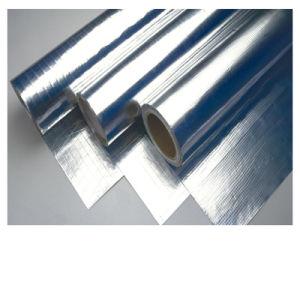 Алюминиевая фольга с пряжей Fsk волокна и фольгой бумаги Kraft