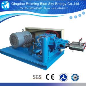 酸素の増圧ポンプ