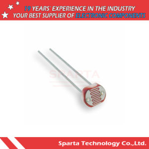 SD 5506 CDS 5mmの5-10K検出の要素のPhotoresistor Ldr