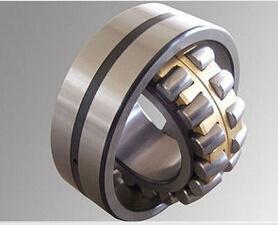 Abrir el sello de doble hilera cojinete de rodillos esféricos 22217e, el tamaño del diámetro 85 mm.