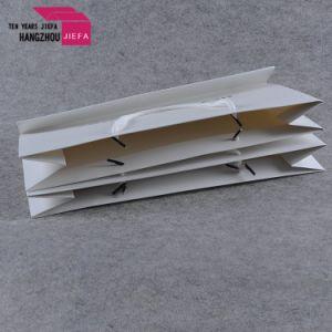 재상할 수 있는 싼 인쇄된 쇼핑 백 로고 종이 의류 부대