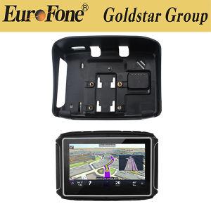 Haut de la vente Voiture/Moto chariot Navigation GPS avec la conception de logo personnalisé
