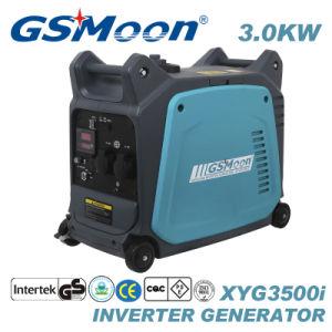 2.3KVA 4 course de l'essence d'alimentation Portable Générateur Inverter