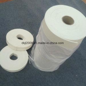 Papel de fibra cerâmica de alta alumina material de isolamento térmico