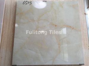 de 600X600mm Verglaasde Ceramische Tegel van de Vloer van de Muur van Inkjet
