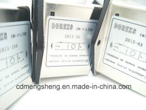 Iec-Kontaktbuchse-Serie Entstörfilter mit Sicherung-und Schalter-Steuerung