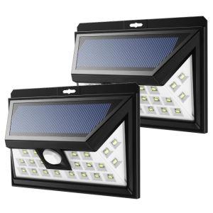 太陽センサーが付いている防水5W LEDの太陽壁ライト