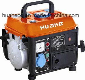 HH950 небольшие портативные 2 цикл использования в домашних условиях бензиновый генератор