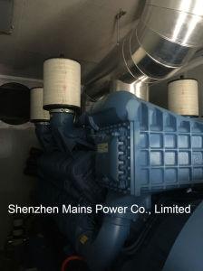 Reserveenergien-Deutschland-MTU-Dieselgenerator 11kv der bewertungs-2500kVA