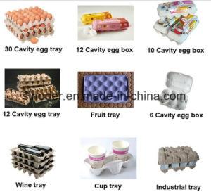 آليّة لب قولبة ورقة بيضة صيغية يشكّل آلة مع الصين مموّن