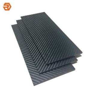 Personalizar el tamaño y color de la placa/lámina de fibra de carbono