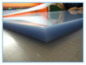 Transparant 2mm pvc- Blad