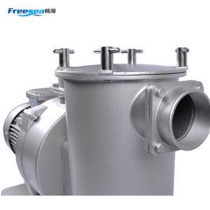 携帯用高圧水ポンプ