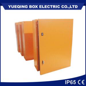 Оранжевый цвет Многофункциональный металлический корпус IP65