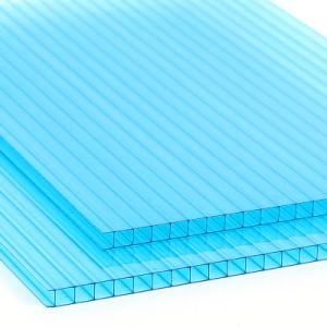 Protégé contre les UV Feuille Feuille de polycarbonate, PC, panneau en polycarbonate