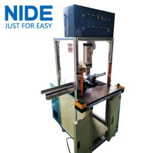 BLDCモーター固定子のインシュレーション・ボードの/Endの自動版の押す機械