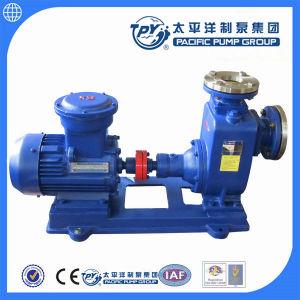 Cyz-aの自動プライミング遠心油ポンプ