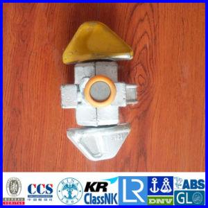 Versandbehälter-halb automatischer Torsion-Verschluss