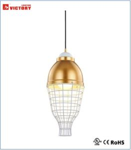 Interior moderno pingente em alumínio Lâmpada pendurada para lâmpada interior