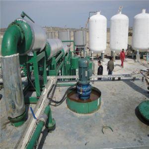 El aceite usado de alta eficiencia de la máquina de la refinería