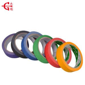 Cinta adhesiva de fines generales del papel de Crepe con ISO9001