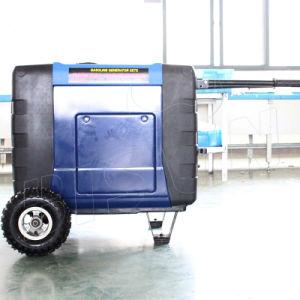 Bison (China) BS-X7000 7Kw Inveter iniciar gerador eléctrico