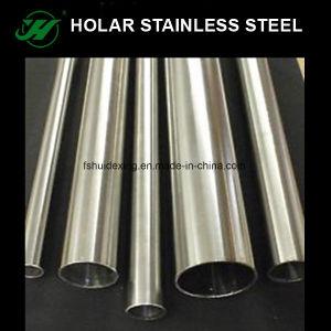 La marca de Foshan tubo soldada de acero inoxidable