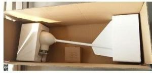 Vento orizzontale Genrator di asse 1kw 24V/48V di energia alternativa per uso domestico
