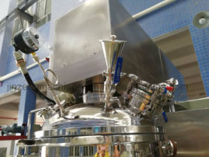 Adjustalbe Dispersion&の動揺の速度のステンレス鋼のJaketの蒸気暖房のミキサーの混合機リアクター