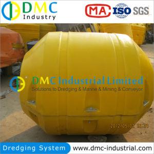 Sistema de projeto de dragagem do Paralama marinheiro na bóia de HDPE