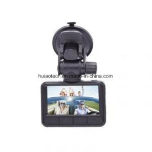 2018 neues 2.45inch IPS Auto DVR mit GPS, der Weg-Auto-Gedankenstrich-Kamera durch Play-back Googlemap, GPS-Logger-Auto-Digital-Videogerät aufspürt
