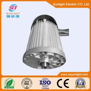 60V 72V DC sem escovas do motor eléctrico de relutância comutada